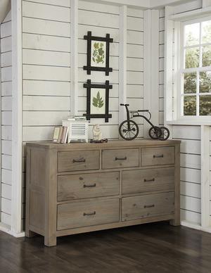 Thumbnail of Hillsdale Kids & Teen - Highlands Seven Drawer Dresser