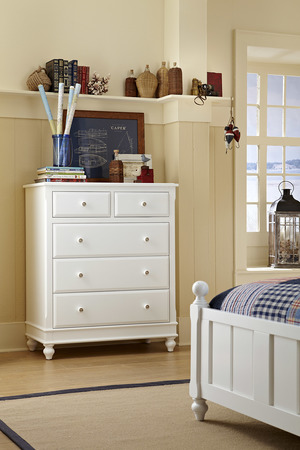 Thumbnail of Hillsdale Kids & Teen - Lake House Five Drawer Chest