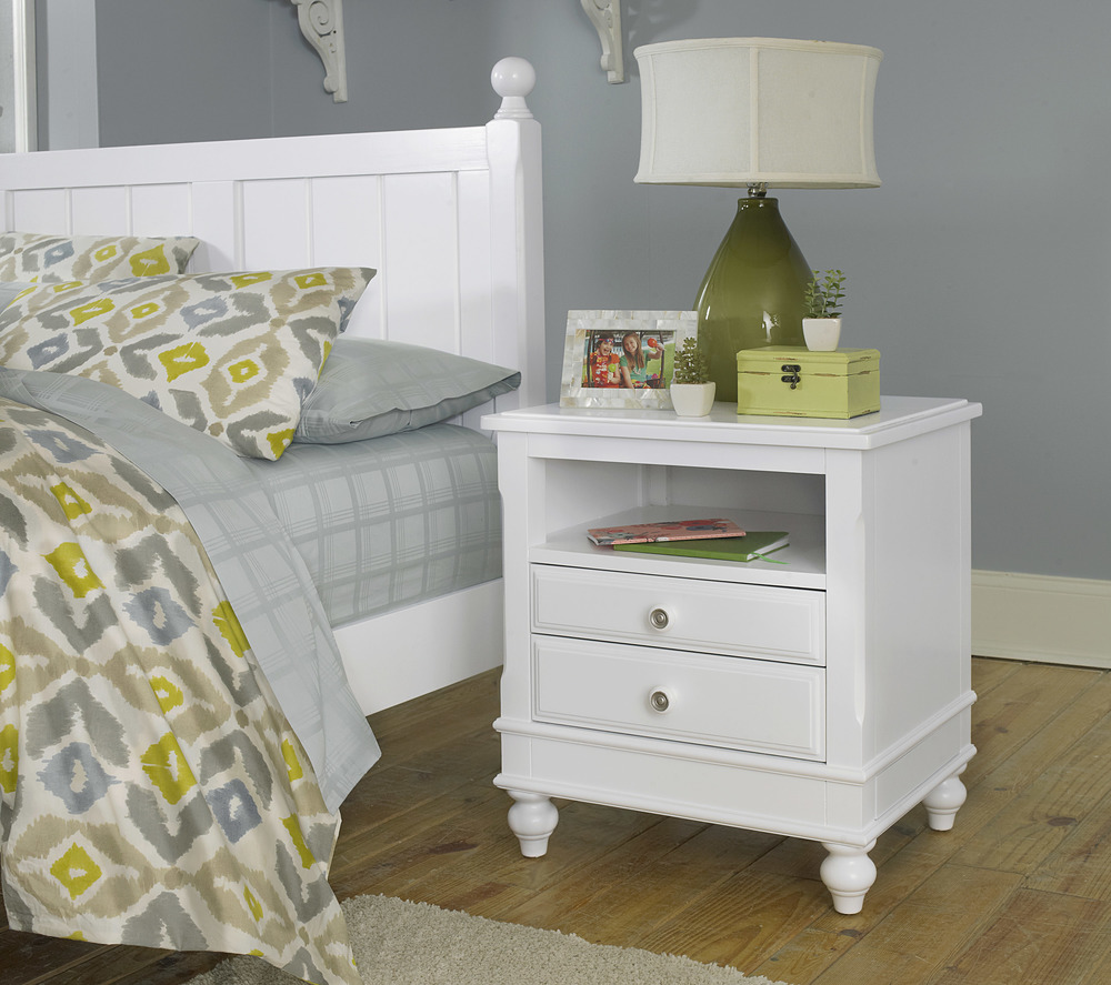 Hillsdale Kids & Teen - Lake House Nightstand