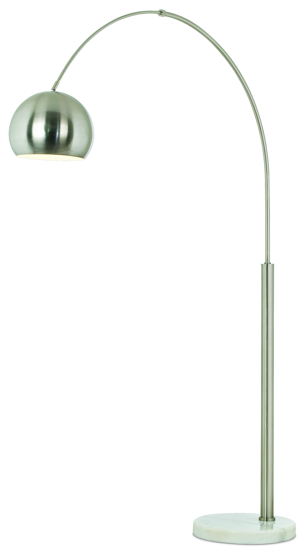 Pacific Coast Lighting - Basque Floor Arc Floor Lamp