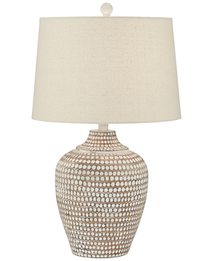 Thumbnail of Pacific Coast Lighting - Resin Hammered Lamp