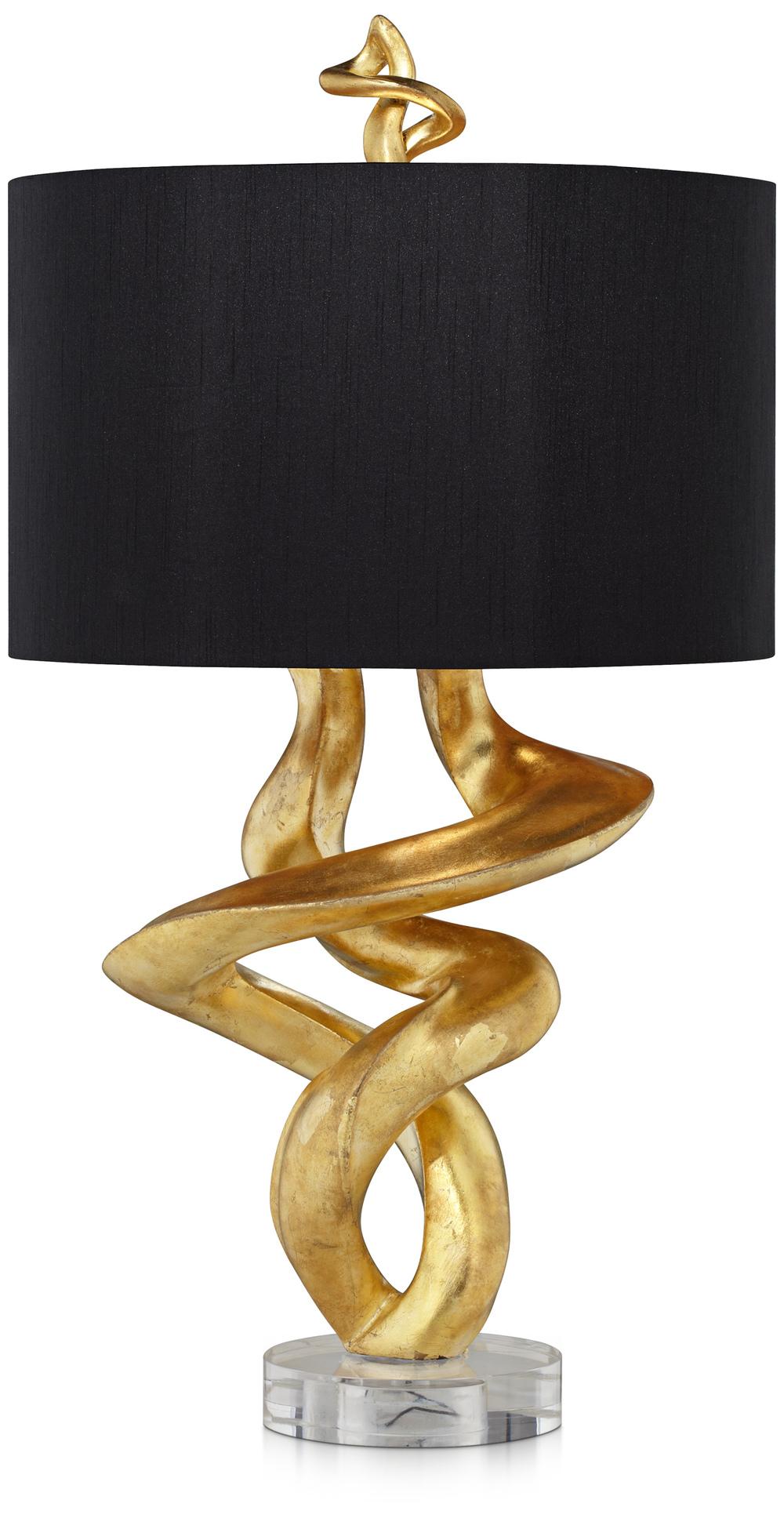 Pacific Coast Lighting - Tribal Impressions Table Lamp