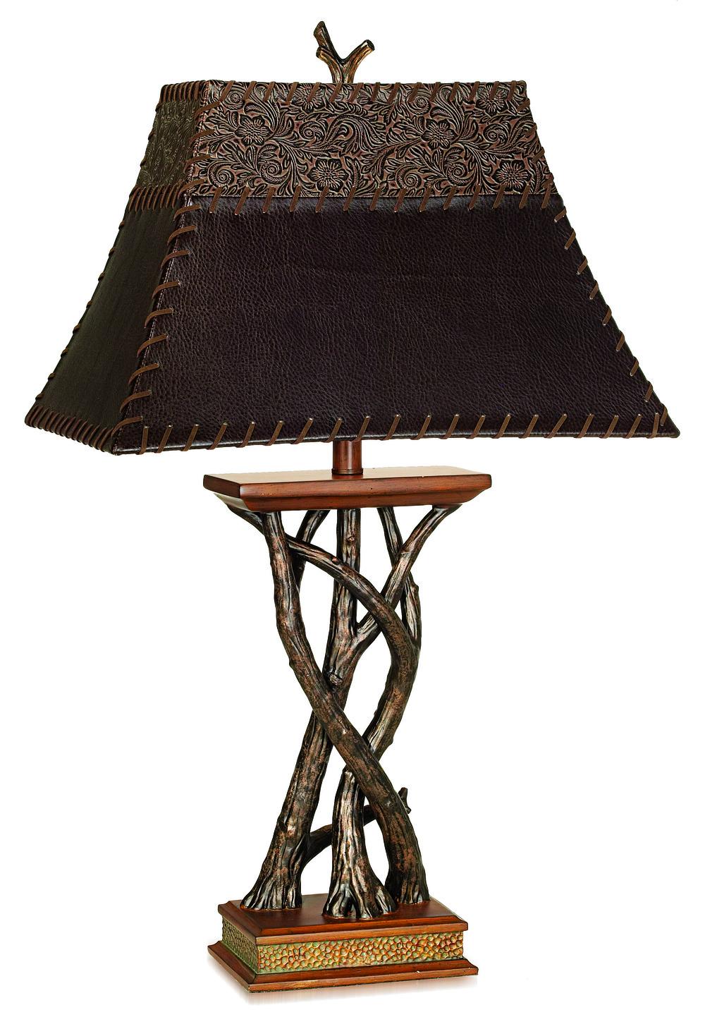 Pacific Coast Lighting - Montana Reflections Table Lamp