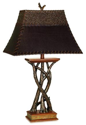 Thumbnail of Pacific Coast Lighting - Montana Reflections Table Lamp
