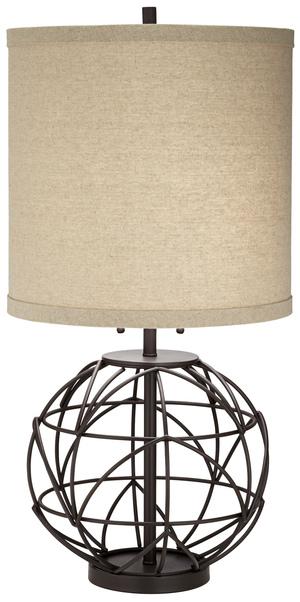 Thumbnail of Pacific Coast Lighting - Alloy Globe Table Lamp