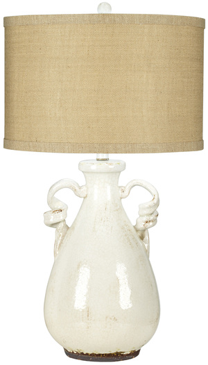 Thumbnail of Pacific Coast Lighting - Urban Pottery Jar Table Lamp