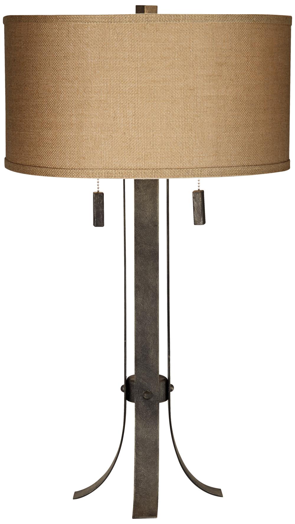 Pacific Coast Lighting - Pullman Table Lamp