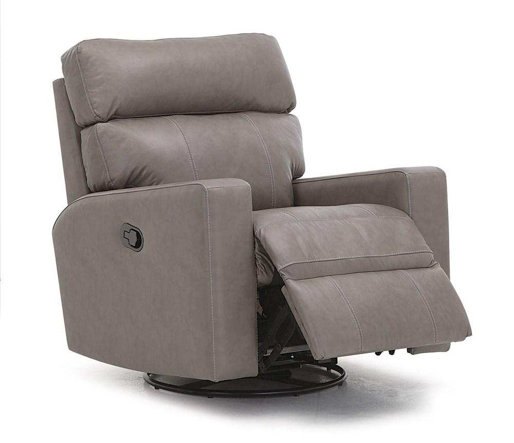 Palliser Furniture - Oakwood Swivel Rocker Recliner
