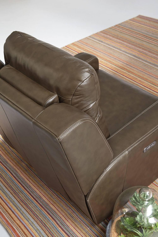 Palliser Furniture - Redwood Power Sofa w/ Power Headrest
