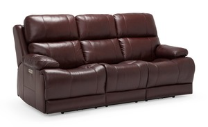 Thumbnail of PALLISER FURNITURE - Power Sofa with Headrest/Lumbar