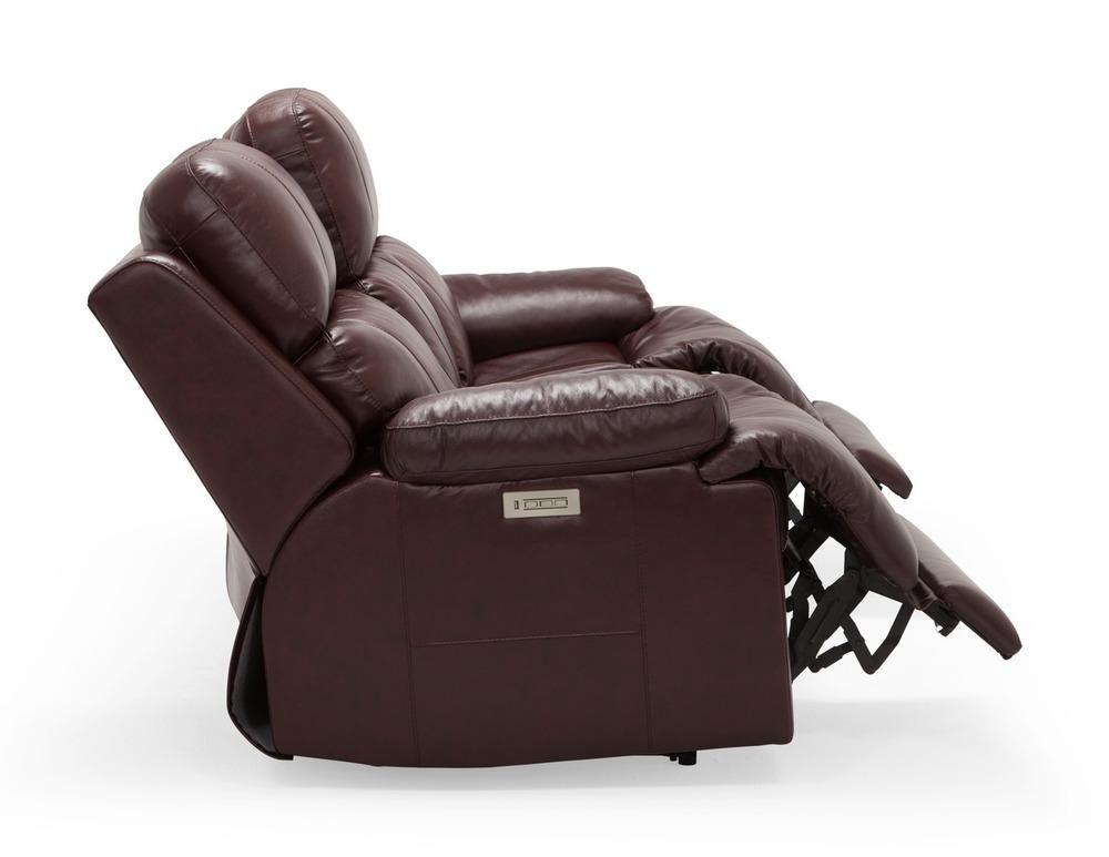 Palliser Furniture - Kenaston Power Sofa w/ Headrest/Lumbar
