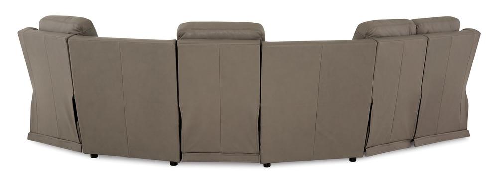 Palliser Furniture - Asher Six Piece Reclining Sectional