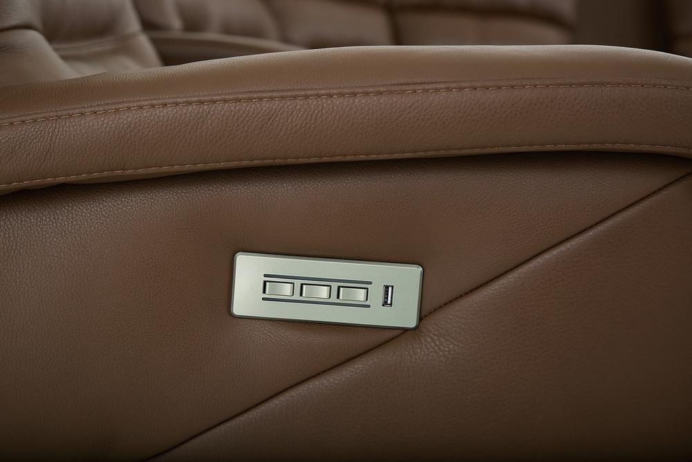 Palliser Furniture - Washington Seven Piece Sectional with Storage Consoles