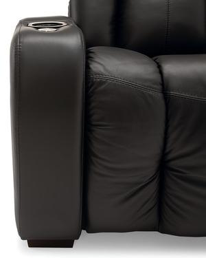Thumbnail of Palliser Furniture - Media Three Seat Straight Theater Seating