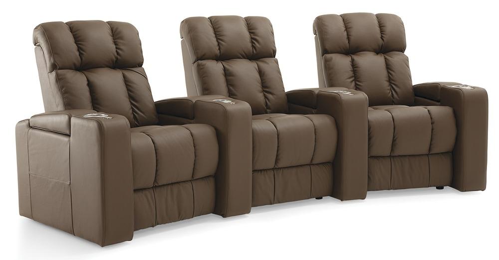 Palliser Furniture - Ovation Three Seat Curved Theater Seating