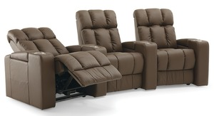 Thumbnail of Palliser Furniture - Ovation Three Seat Curved Theater Seating