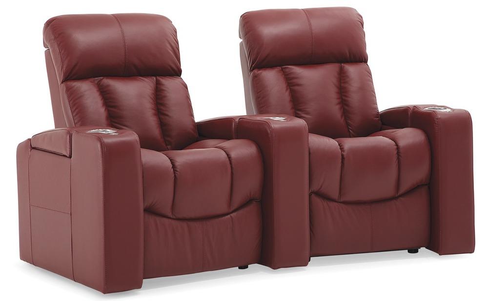 Palliser Furniture - Paragon Two Seat Theater Seating