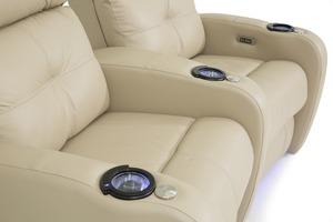 Thumbnail of Palliser Furniture - Audio Two Seat Theater Seating