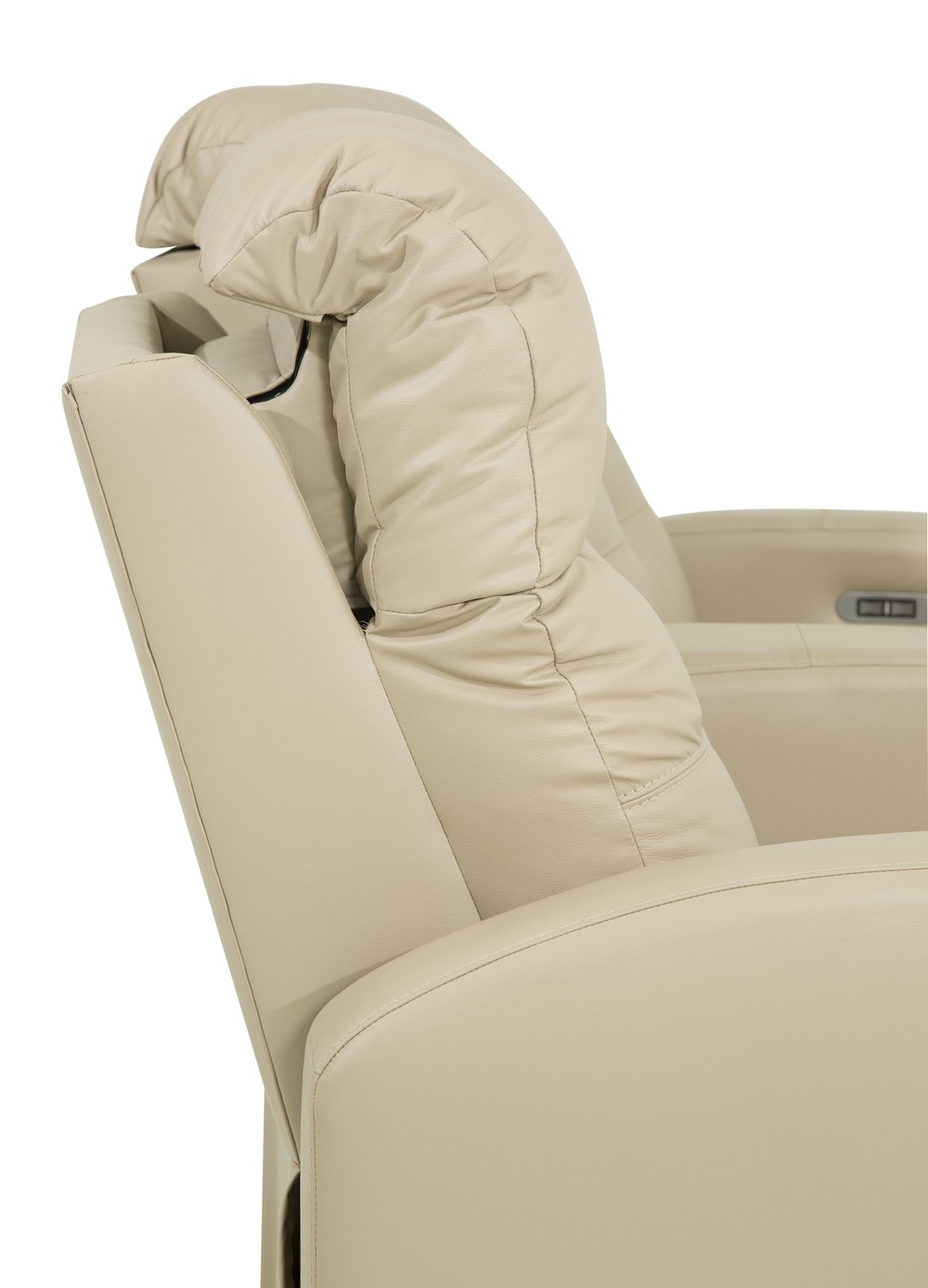 Palliser Furniture - Audio Two Seat Theater Seating