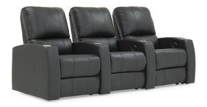 Thumbnail of Palliser Furniture - Pacifico Three Seat Straight Theater Seating