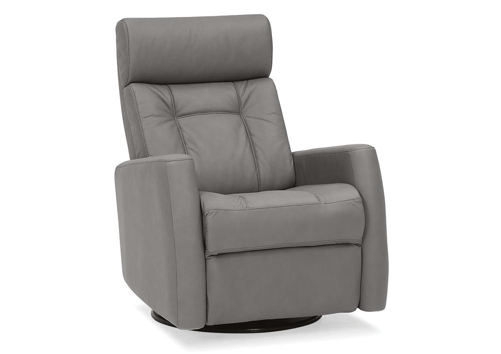 Palliser Furniture - West Coast II Power Swivel Glider w/ Power Headrest