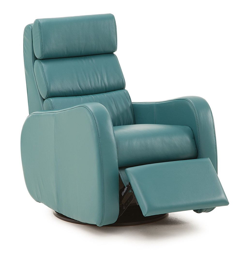 Palliser Furniture - Central Park Swivel Glider Recliner
