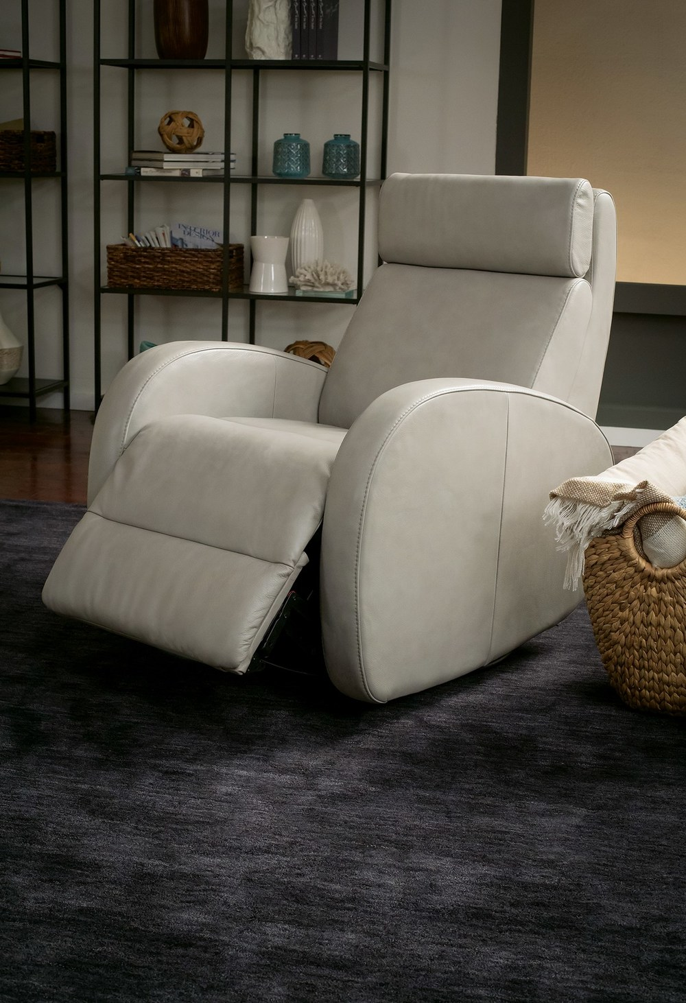 Palliser Furniture - Jasper II Power Swivel Glider