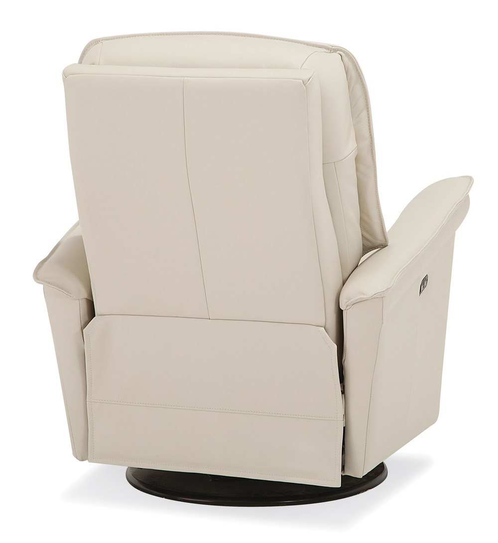 Palliser Furniture - Stonegate Power Swivel Glider with Power Headrest