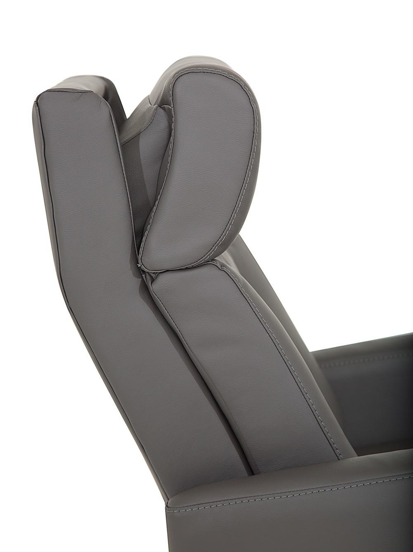 Palliser Furniture - Baltic II Power Swivel Glider w/ Power Headrest