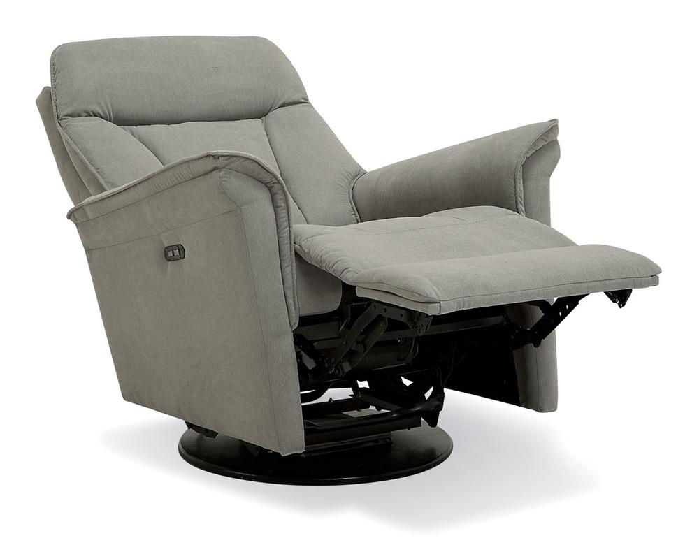 Palliser Furniture - Stonegate II Power Swivel Glider with Power Headrest