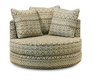 Thumbnail of Palliser Furniture - Sutton Swivel Chair w/ Two Pillows