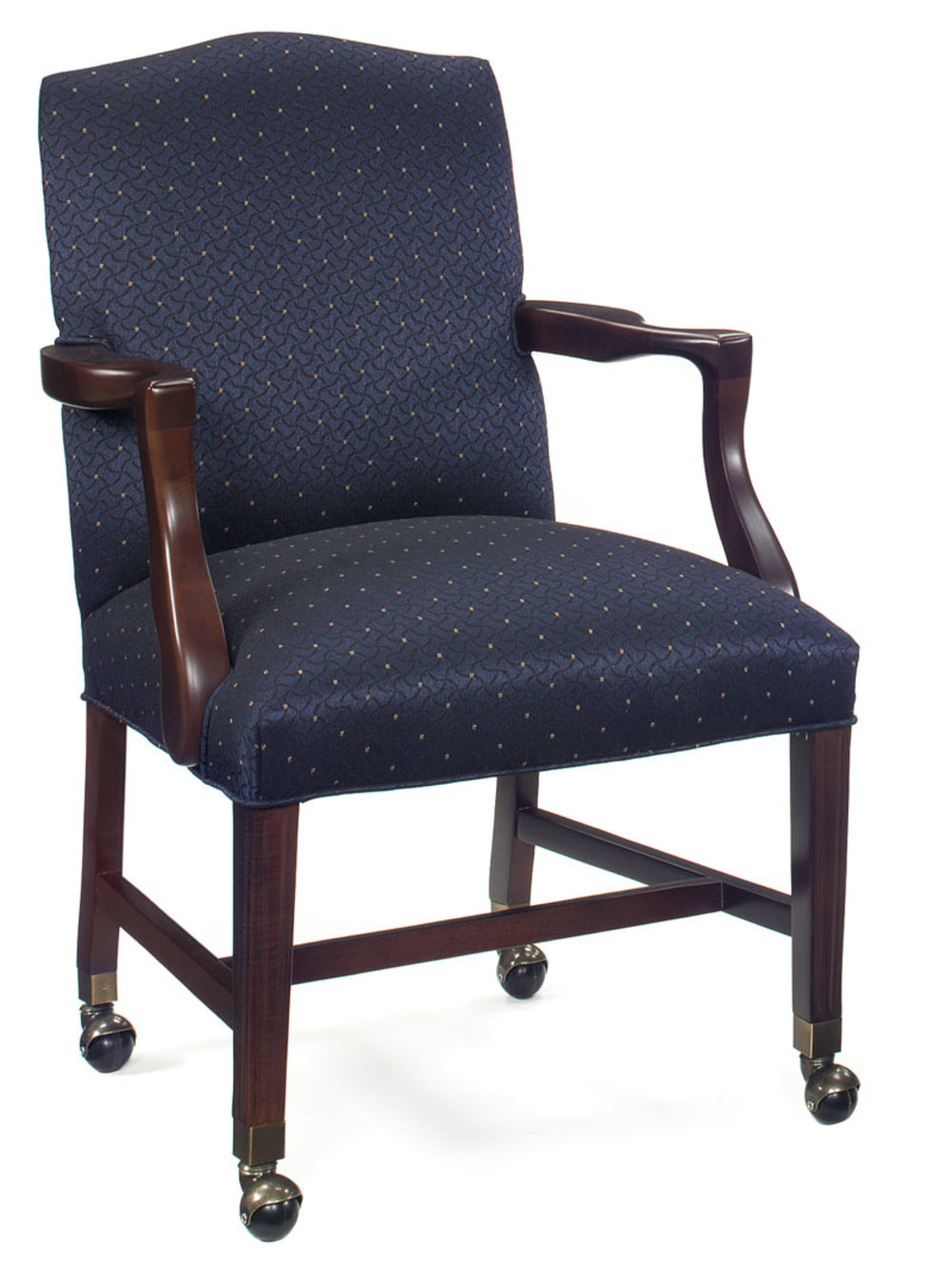 Parker Southern - Hamilton Castered Contract Chair