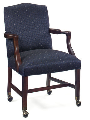 Thumbnail of Parker Southern - Hamilton Castered Contract Chair