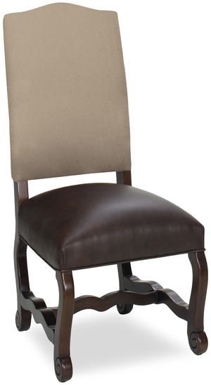 Thumbnail of Parker Southern - Carlyle Armless Chair