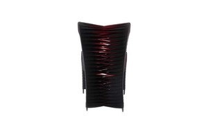 Thumbnail of Phillips Collection - Seat Belt Dining Chair in Black and Red