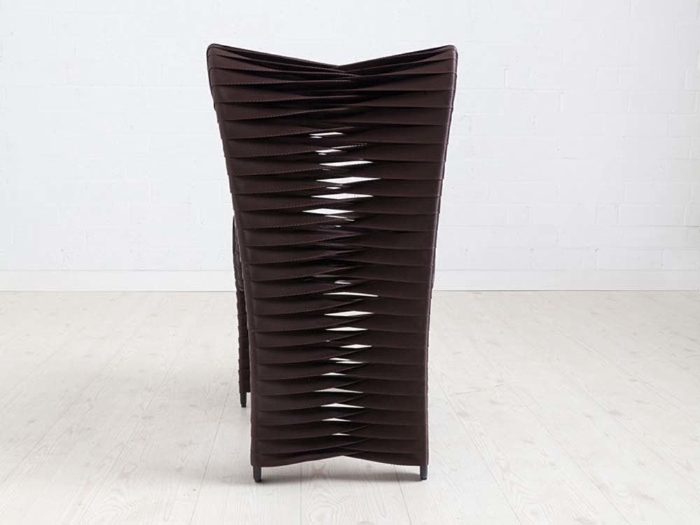 Phillips Collection - Seat Belt Outdoor Dining Chair