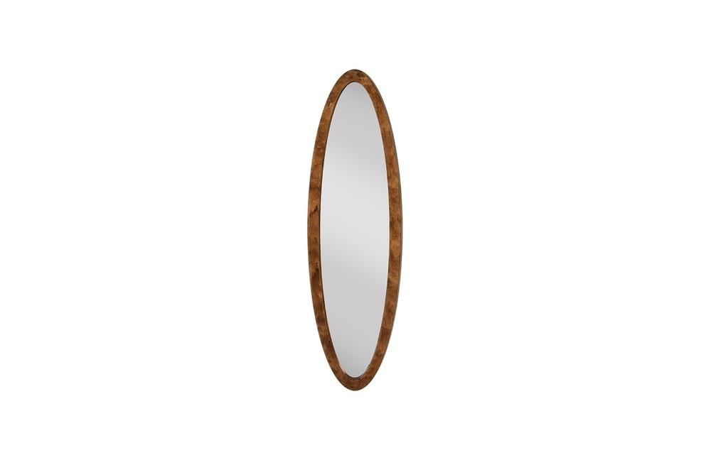 Phillips Collection - Elliptical Oval Mirror Small Von Braun