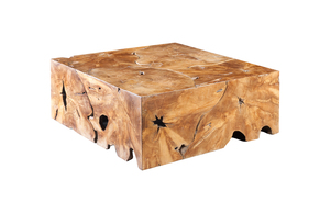 Thumbnail of Phillips Collection - SquareTeak Slice Coffee Table