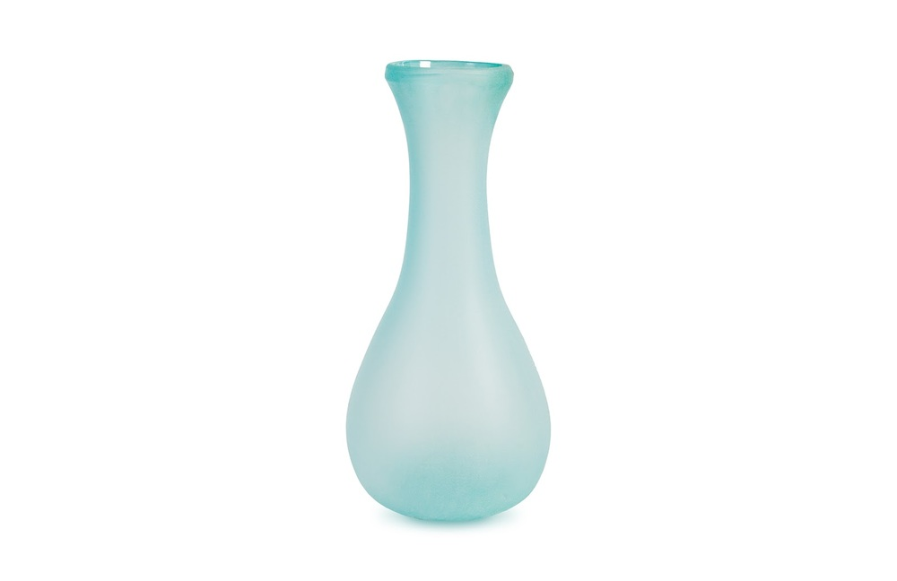 Phillips Collection - Frosted Tadpole Vase Large