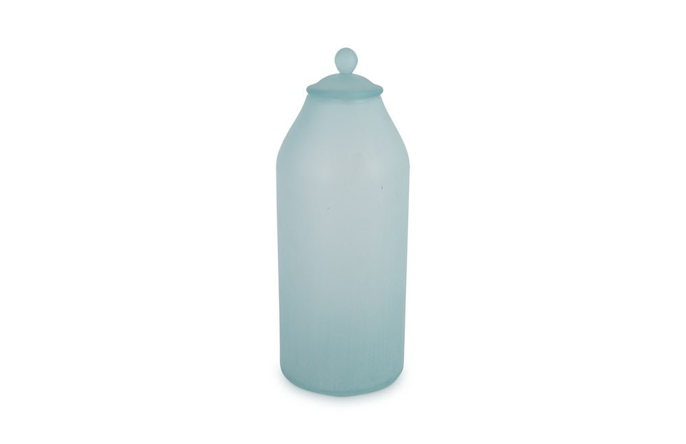 Phillips Collection - Frosted Glass Bottle Medium