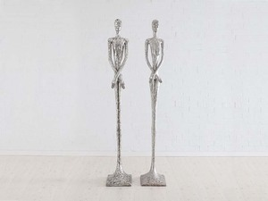 Thumbnail of Phillips Collection - Skinny Female Sculpture in Silver