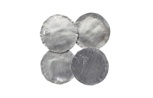 Thumbnail of Phillips Collection - Galvanized Circle Wall Tiles