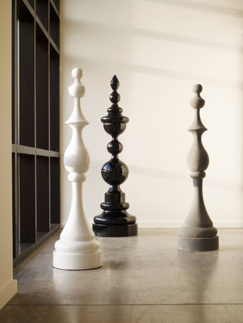 Phillips Collection - Check Mate Sculpture