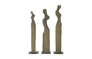 Thumbnail of Phillips Collection - Cast Sculpture Women Stone Set/3