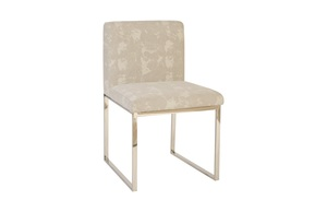 Thumbnail of Phillips Collection - Frozen Dining Chair Stainless Steel Grey