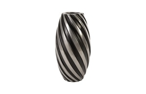 Thumbnail of Phillips Collection - Turbo Vase Alumunim and Black