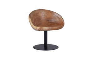 Thumbnail of Phillips Collection - Spinning Chamcha Wood Chair