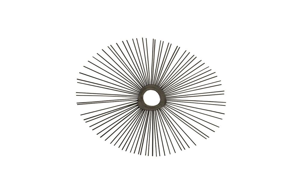 Phillips Collection - Spoke Mirror Round