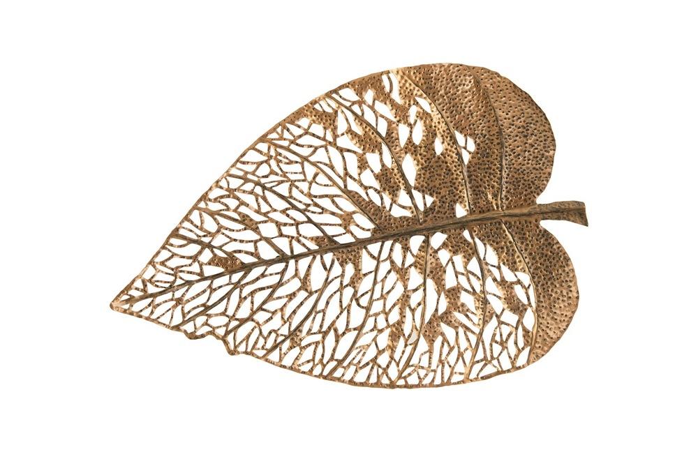 Phillips Collection - Birch Leaf Wall Art Copper Medium