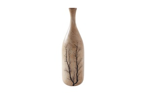 Thumbnail of Phillips Collection - Lightning Bottle Mango Wood Curved Neck